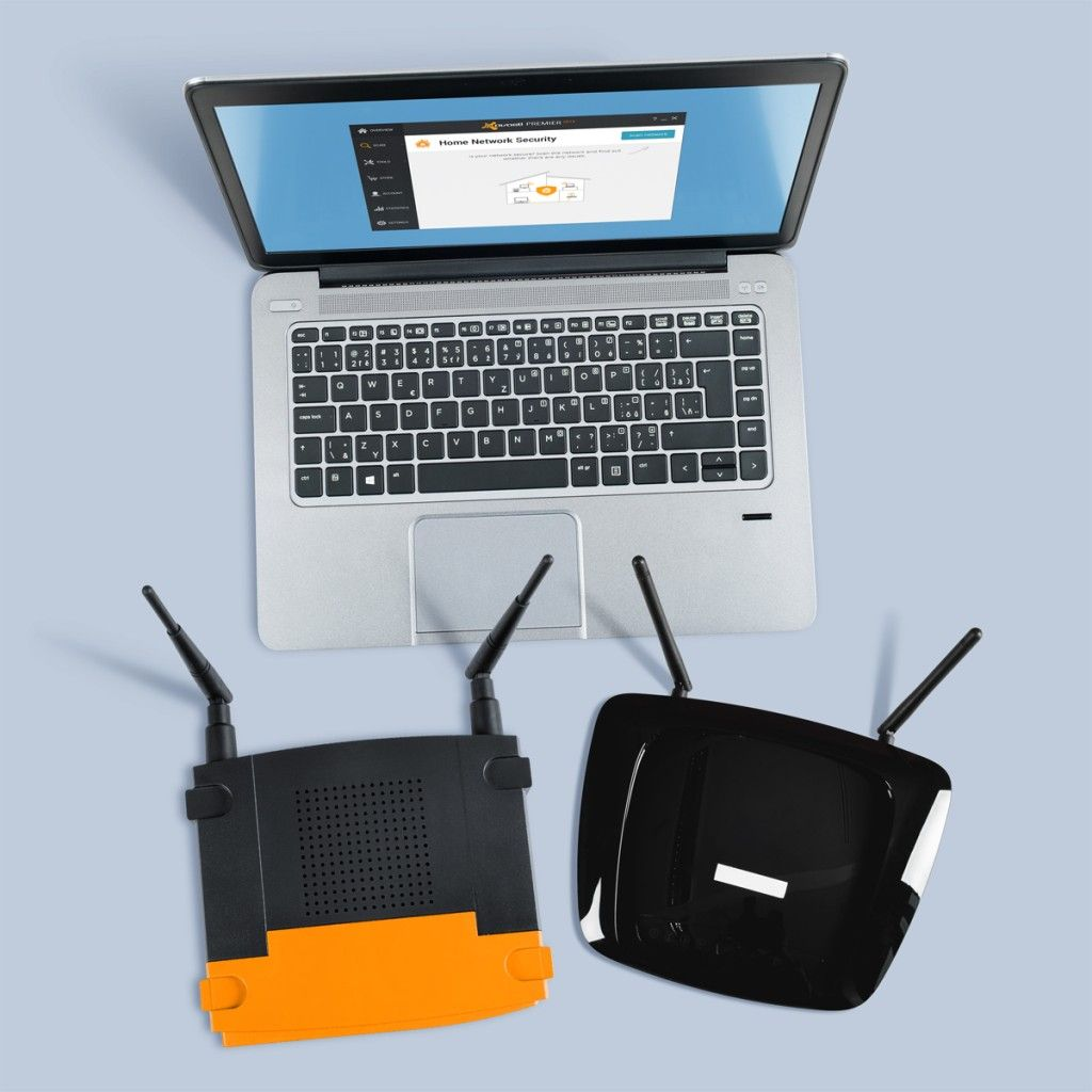 Avast Network Security